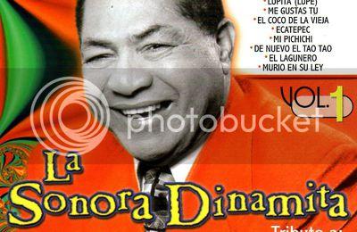 La Sonora Dinamita Tributo A Lucho Argain Vol 1