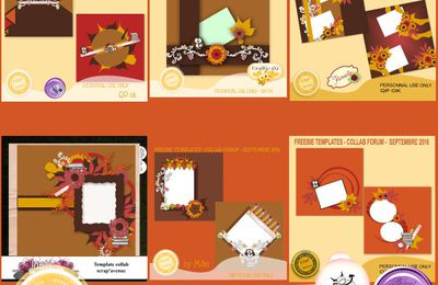 Freebie Collab Templates Scrap'Avenue