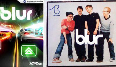 Blur vs Blur