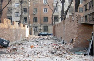 IKEA bombing in Beijing