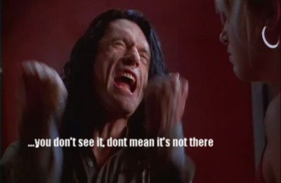 THE ROOM de Tommy Wiseau (USA-2003): Etrangeté au Sahara...