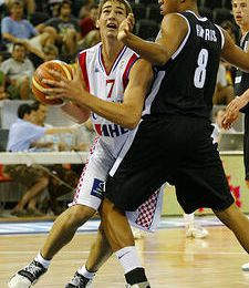 Eurobasket Juniors 2007 : Quarts de finale - Matches du 08/08/07 pour le Groupe F !