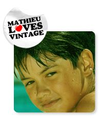 MATHIEU LOVES VINTAGE