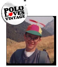 POLO LOVES VINTAGE