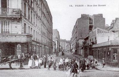 """Lu dans """"Au du coeur du 18ème"""", un témoignage sur le quartier La Chapelle dans les années 50"""