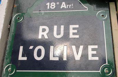 Rue de l'Olive
