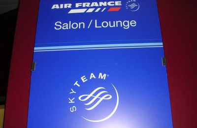 Salon Air France - Roissy