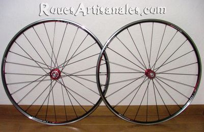 2007: handbuilt wheels samples