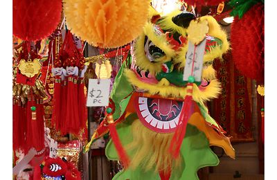 SINGAPOUR : Nouvel an chinois