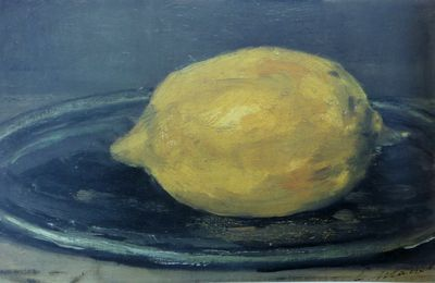 """ LES FRUITS DE MANET """