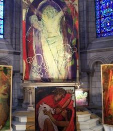 Festival d'Art Sacré Contemporain Cathédrale de SAINT-OMER