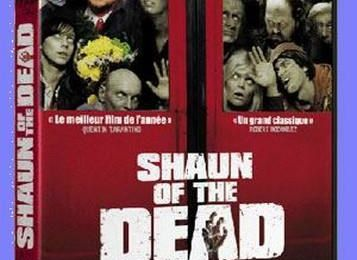 Shaun of the dead, en dvd