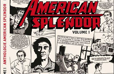 Harvey Pekar : Anthologie American Splendor Vol. 1