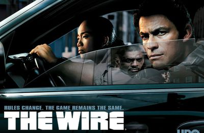 The Wire (David Simon, HBO)