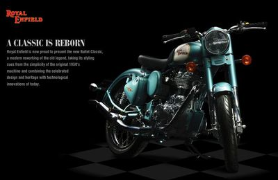 "Royal Enfield ""Classic"""