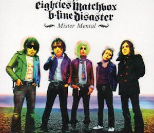 EIGHTIES MATCHBOX B-LINE DISASTER - Mister Mental. Souverain