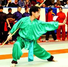 RESULTATS COMPETITIONS XIA Wen Liang 2003-2004