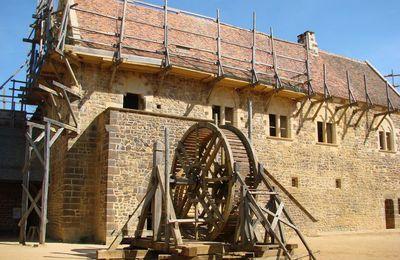 Les Bâtisseurs du Moyen Age : Guédelon