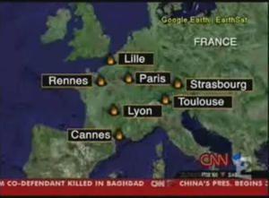 LA FRANCE VU PAR CNN