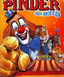 Spectacle : le Cirque Pinder