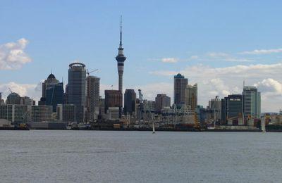 Nouvelle-Zelande, suite et fin