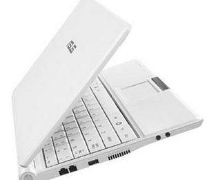Asus Eee PC : un ultraportable à - de 300 euros !
