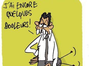 Sarkozy est malade du coeur mais personne ne doit le savoir