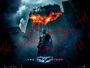 Batman, The Dark Knight : Surprenant!