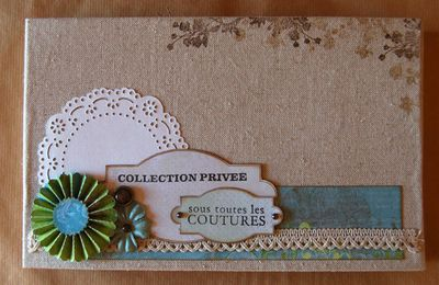 "Mini album ""collection privée"""
