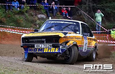 Colin Mc Rae Stages Rally . . . Nostalgie !