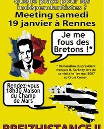 meeting à Rennes