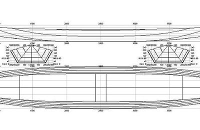 Plan et dossier de construction de la pirogue KITO