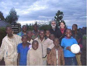 Aventures de mes parents au rwanda
