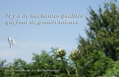 Citation de La Rochefoucauld