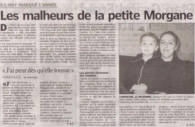 Des nouvelles de Morgane !!!