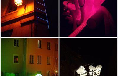 Illuminations 2009 - Expérimentations Etudiantes