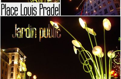 Illuminations 2009 - Place Louis Pradel