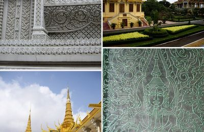 Cambodge... Palais royal !!!! et retour...