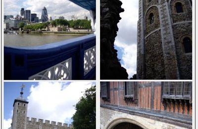 Londres - La tour de Londres