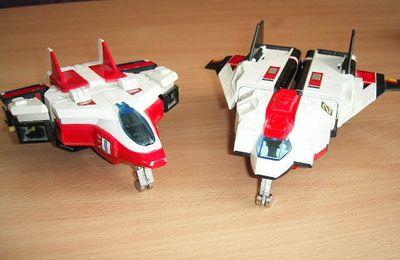 Bio Jet 1 et Bio Jet 2