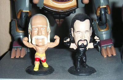Undertaker et Hulk Hogan SD