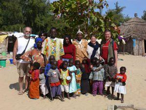 Départ au Sénégal