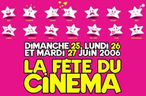 Fête du cinéma 2006