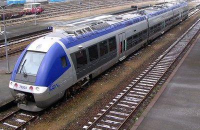 Horaires 2007 : la ligne La Roche sur Yon / Luçon / La Rochelle