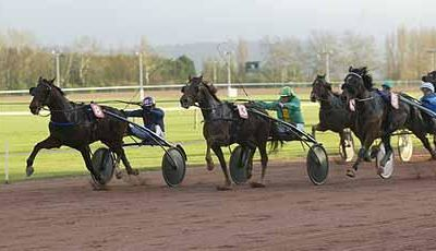Trot \ Must à Cabourg