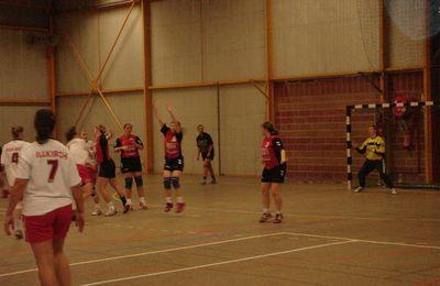 Handball féminin:HDH-HAIG