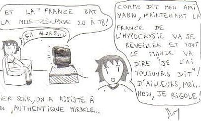 Rugby et miracle