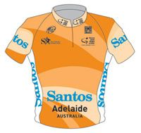 Tour Down Under 2011: les maillots des leaders