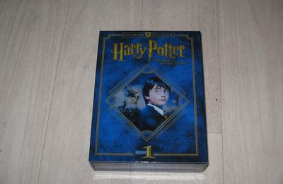 DVD Harry Potter à l'Ecole des Sorciers Ultimate Version
