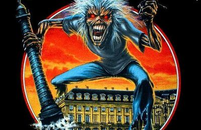 Iron Maiden - Somewhere Back in Bercy : Le Bootleg du 1er juillet